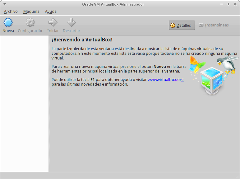 Instalar Centos 7 En Virtualbox - View - Wiki - The SaltOS project